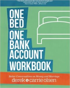 One Bed One Bank Account Workbook