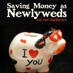 Cut out duplicate accounts and save money as a newly married couple!