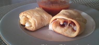 Pizza Pinwheels #recipe