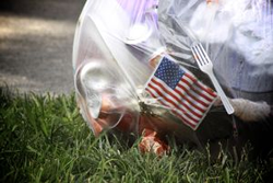 American Trash - wasted food