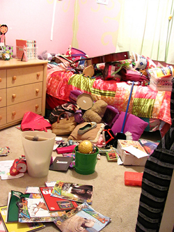 Organization For The Disorganized Newlywed Survival