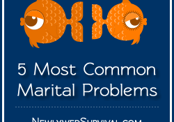 The 5 Most Common Marital Problems