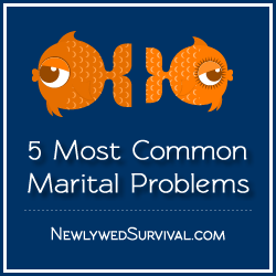 5 most common marital problems