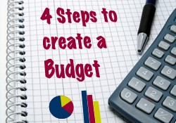 4 Steps to a Budget for Life