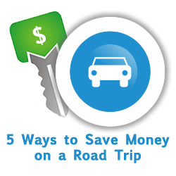 There are 3 major roadblocks that can really break your budget during a road trip: Gas, Lodging and food! Check out how you can save money on these items!