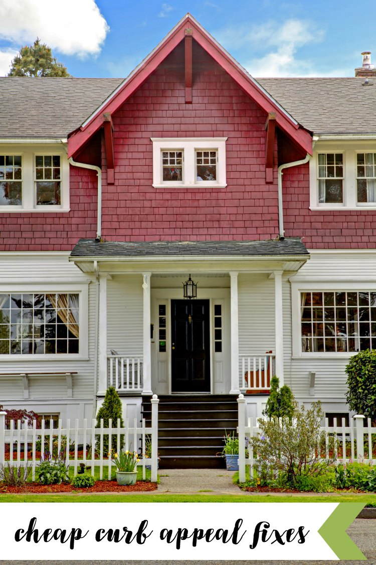5 Cheap Curb Appeal Fixes Your Neighbors Will Envy