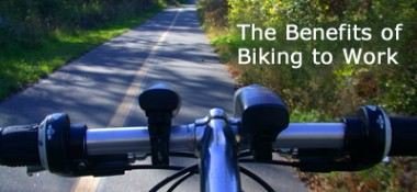 The Stunning Benefits of Riding Your Bike to Work
