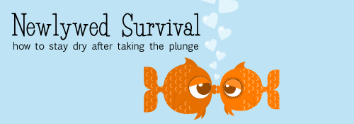 Original Newlywed Survival Banner