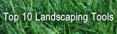 landscaping tools every homeowner needs