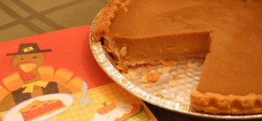 Mrs. Smith's Pumpkin Pie