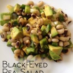 black eyed pea salad recipe