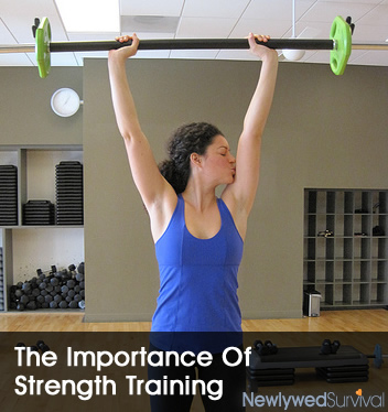 The importance of strength training in an exercise program