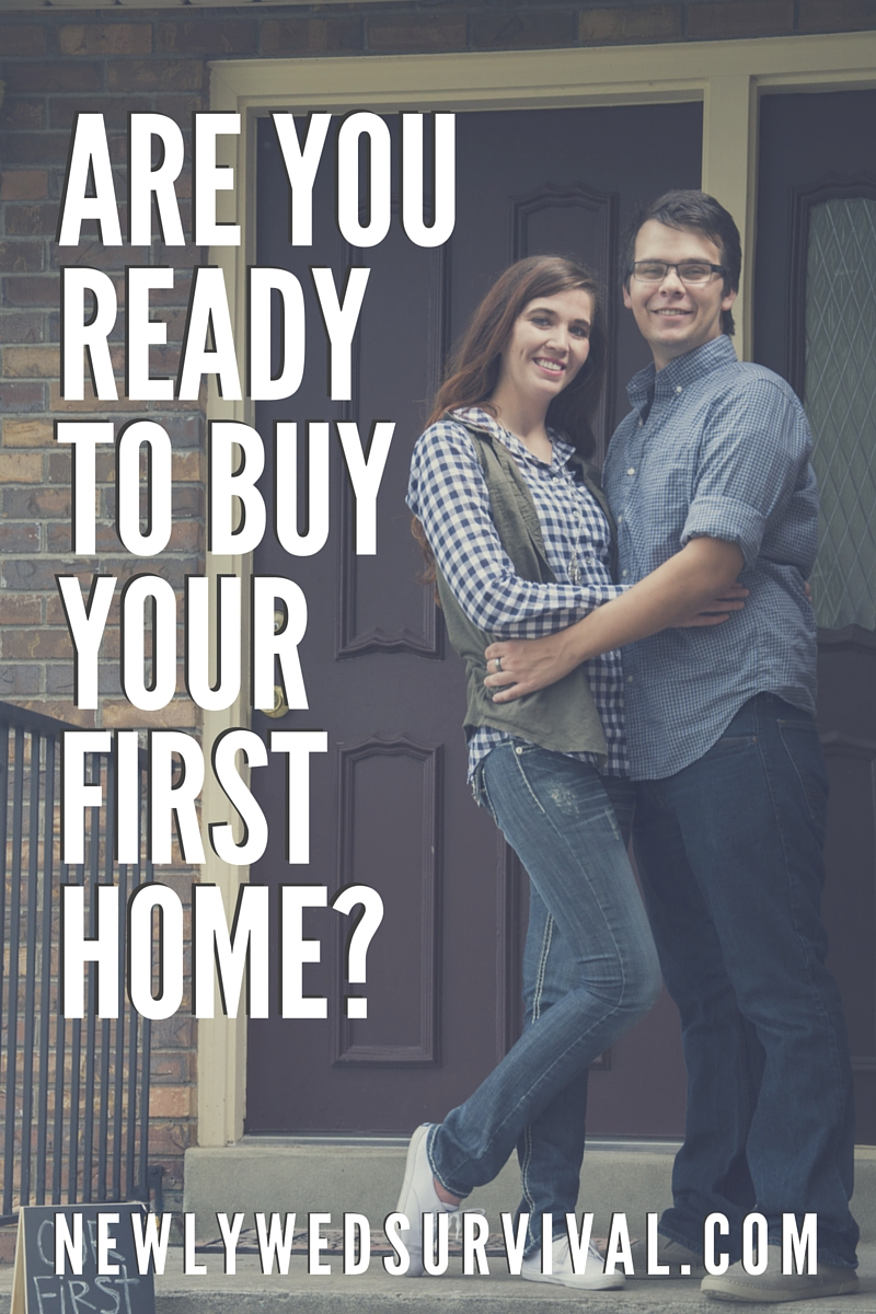 Are you ready to buy your first home as a couple?