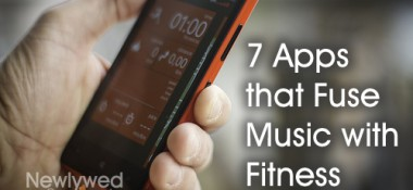 7 Smartphone Apps that Fuse Music with Fitness