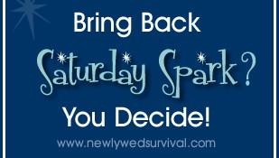 Bring Back Saturday Spark? You Decide!