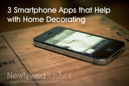 3 smartphone apps that help in home decorating