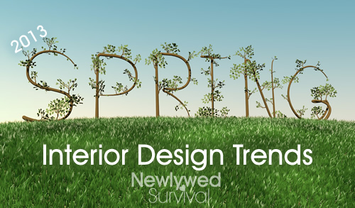 Update your home for Spring with these interior design trends