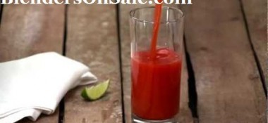 Raw Vegan Strawberry Coconut Agua Fresca Blenders On Sale