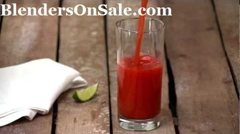 Raw Vegan Strawberry Coconut Agua Fresca Blenders On Sale