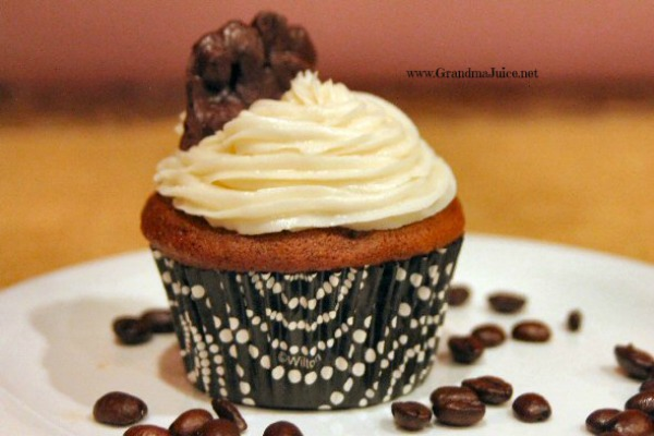 Ultimate Chocolate and Coffee Drunken Cupcakes
