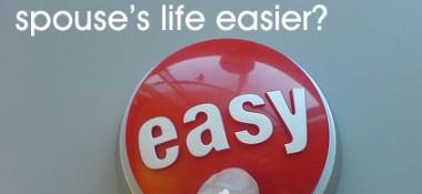 Saturday Spark – Make Life Easier