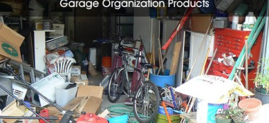 Messy garage? Try these 5 great garage (or shed) organization products!