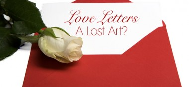 Love Letters – A Lost Art?