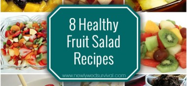 Healthy Labor Day Desserts – Fruit Salads