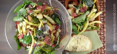 Urban Farmer's Salad Recipe
