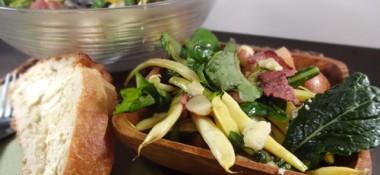 Urban Farmer's Salad Recipe