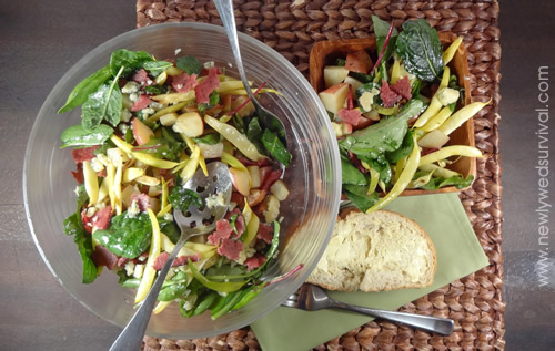 Urban Farmer's Salad Recipe #recipe