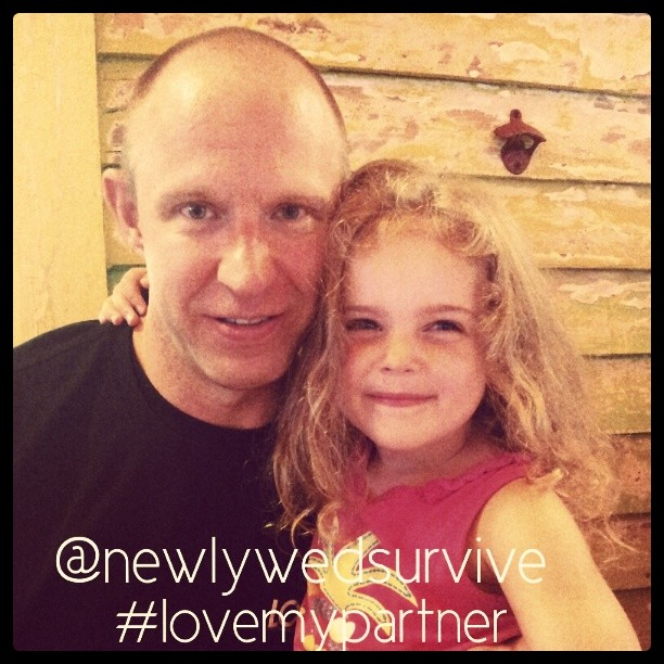 Day 19 of the #lovemypartner photo-a-day challenge