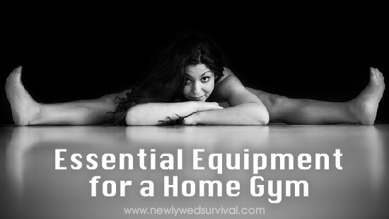 Create an effective home gym with this equipment
