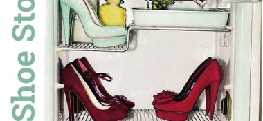 Organize your Shoes with these Shoe Storage Solutions