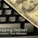 Plan on shopping online for holiday gifts this year? Find out how to get rebates when shopping online!