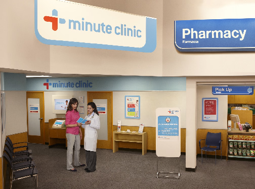 MinuteClinic - your one-stop shop for cold, cough and flu needs #MC