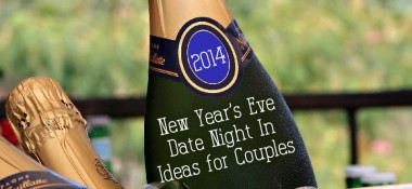 New Year's Eve Date Night in Ideas for Couples