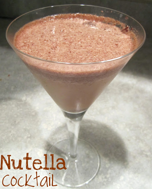 Nutella Cocktail | What's Cooking, Love?