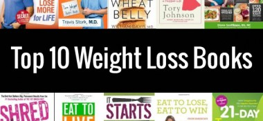 Top 10 Weight Loss Books for Your New Year's Resolution