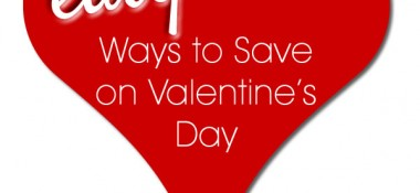 How to Save on Valentine's Day
