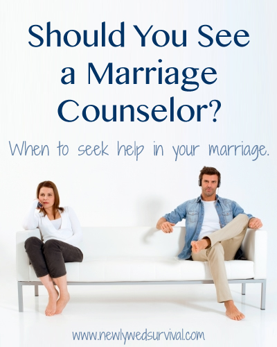 Do You Need a Marriage Counselor? 5 Times You Should Pick Up the Phone