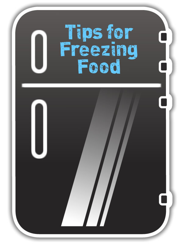Using Your Freezer to Save Money & Time