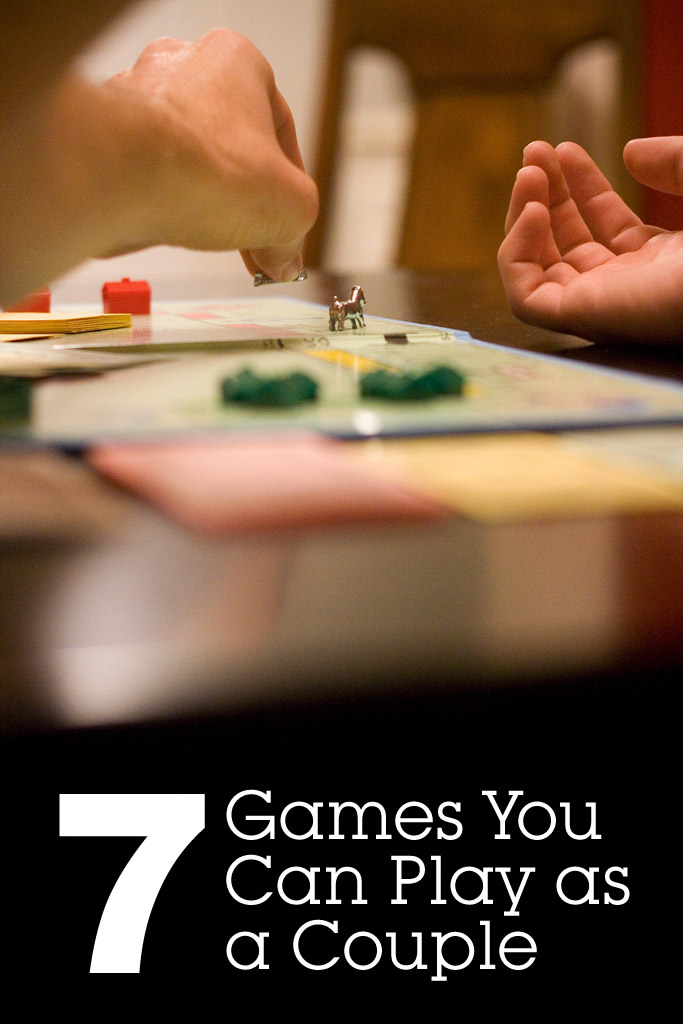 Game Night: Fun games you can play as a couple