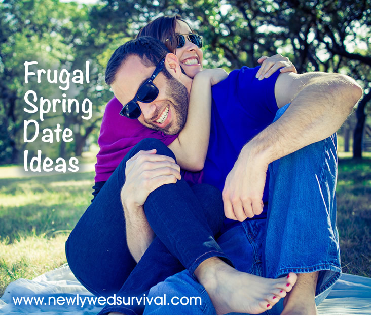 Thaw out from winter with these fun & frugal spring date ideas!