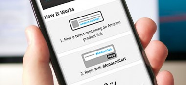 How to Use #AmazonCart for Shopping on Twitter