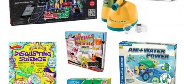 Science Kits: Educational summer fun for kids!