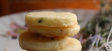 lavender shortbread cookies #newlywedsurvival