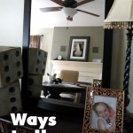 Ways to use bathroom funiture throughout your home @decolav sponsored