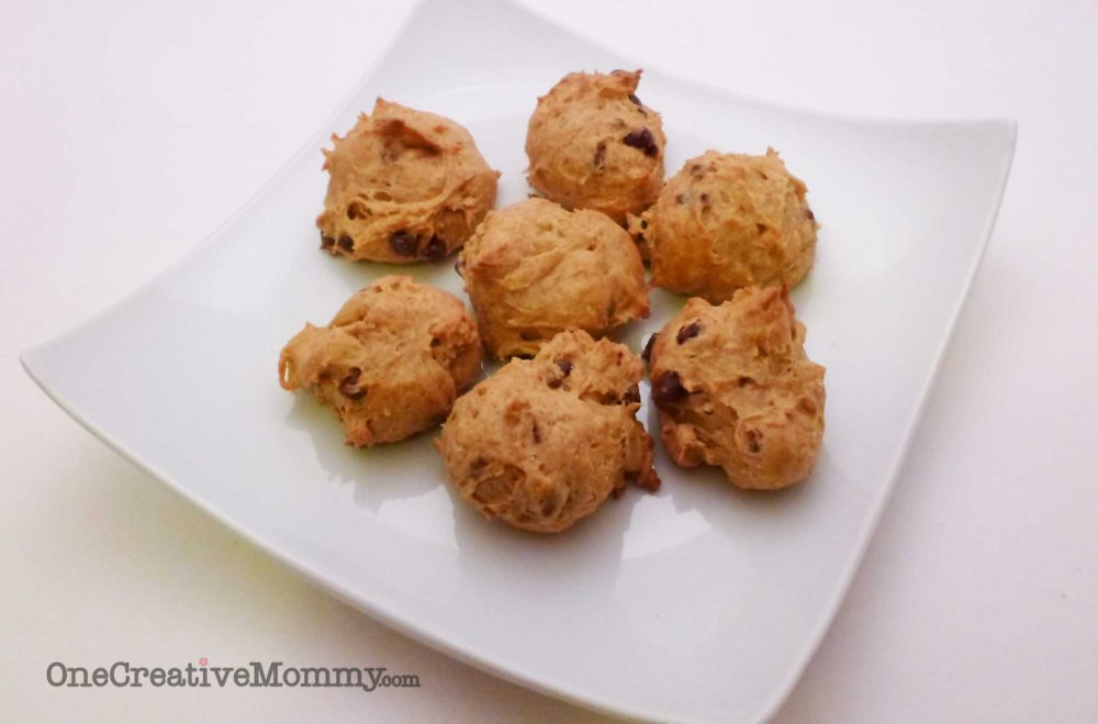 Gluten Free Pumpkin Chocolate Chip Cookies | Once Creative Mommy