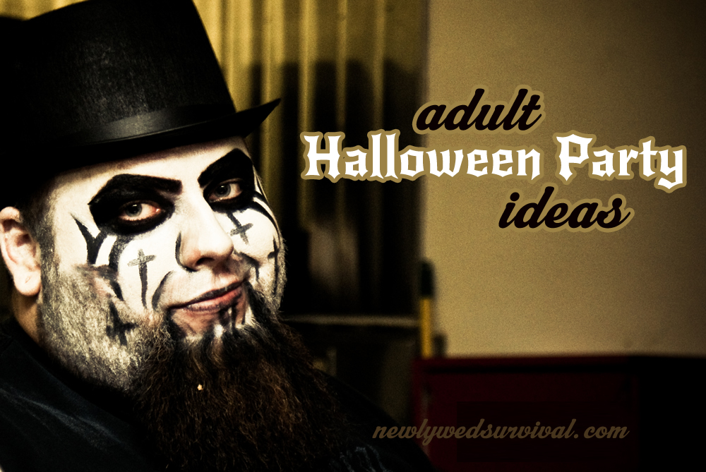 More Ideas for Throwing an Adult Halloween Party - Newlywed Survival